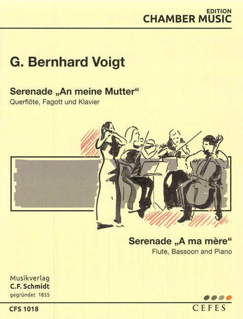 "Serenade ""An meine Mutter"""