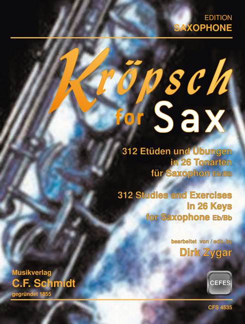 Kröpsch for Sax